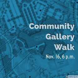 Community Gallery Walk