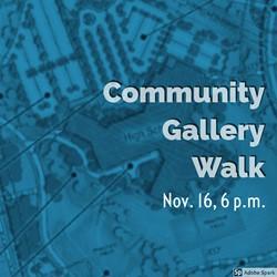 Community Gallery Walk