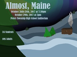 On Stage at PTHS: Almost, Maine
