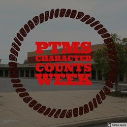 Character Counts Week at PTMS