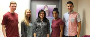 PTHS National Merit Finalists image