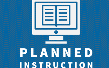 planned instruction