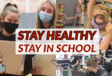 Stay in School 2020