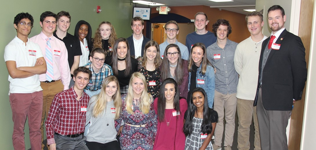 Student members of the Executive Council