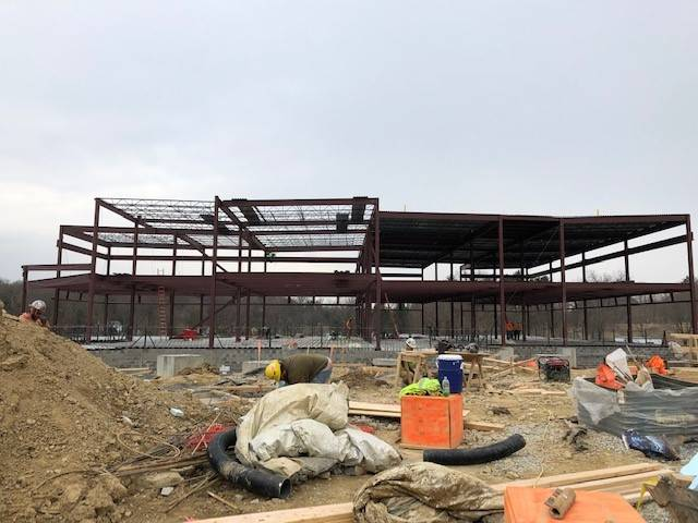 Updated construction photos from 3-21-19