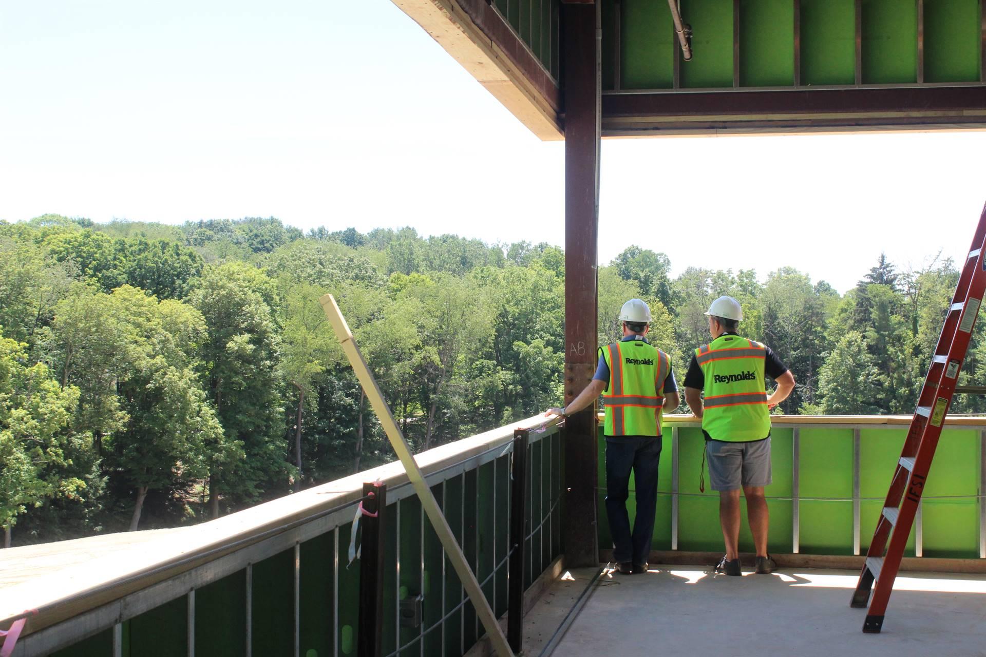 PTHS Construction 7-1-19