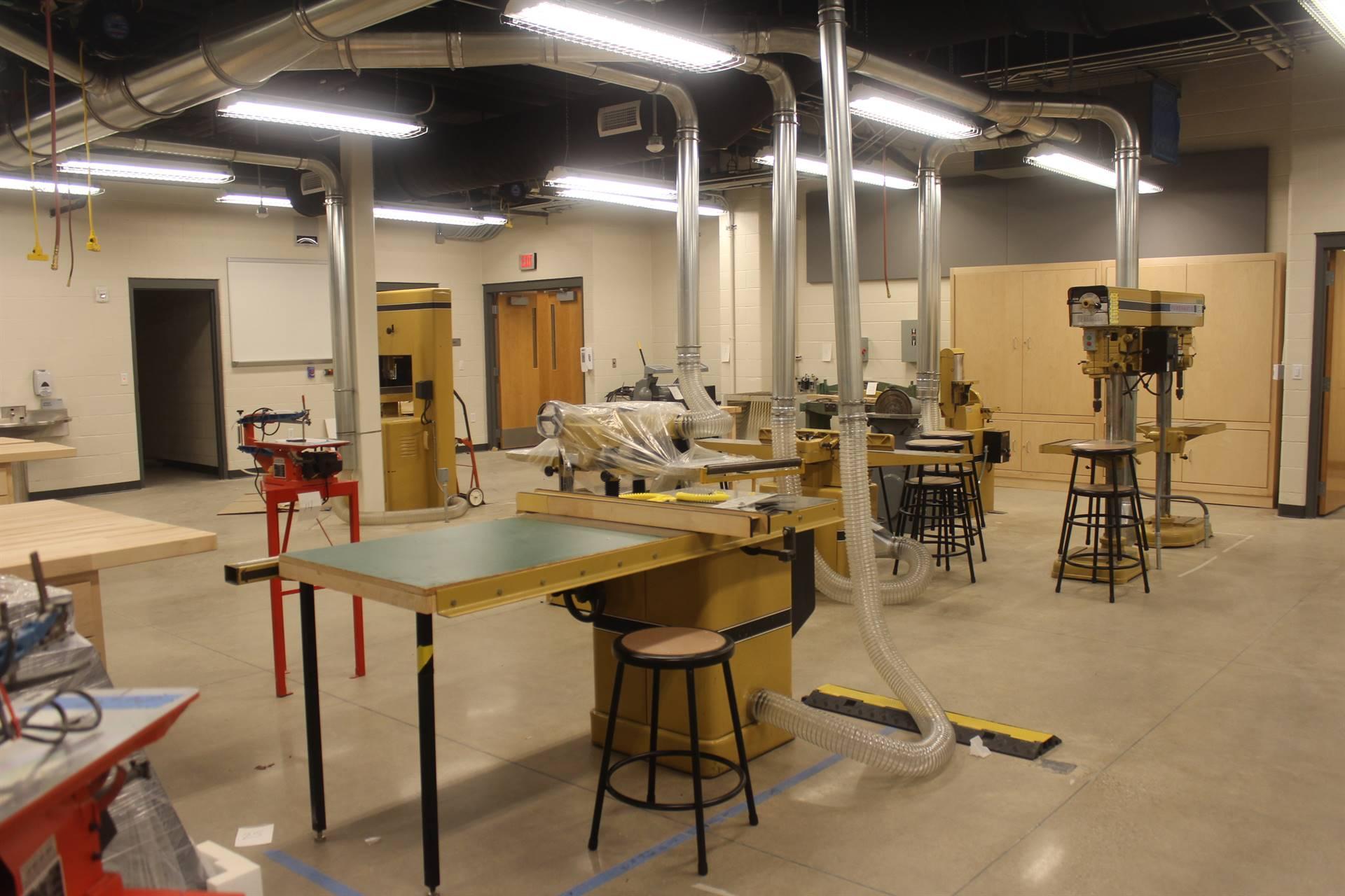 Tech Ed Classroom