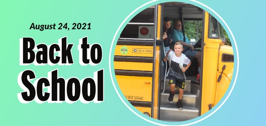 Back to school - August 24, 2021