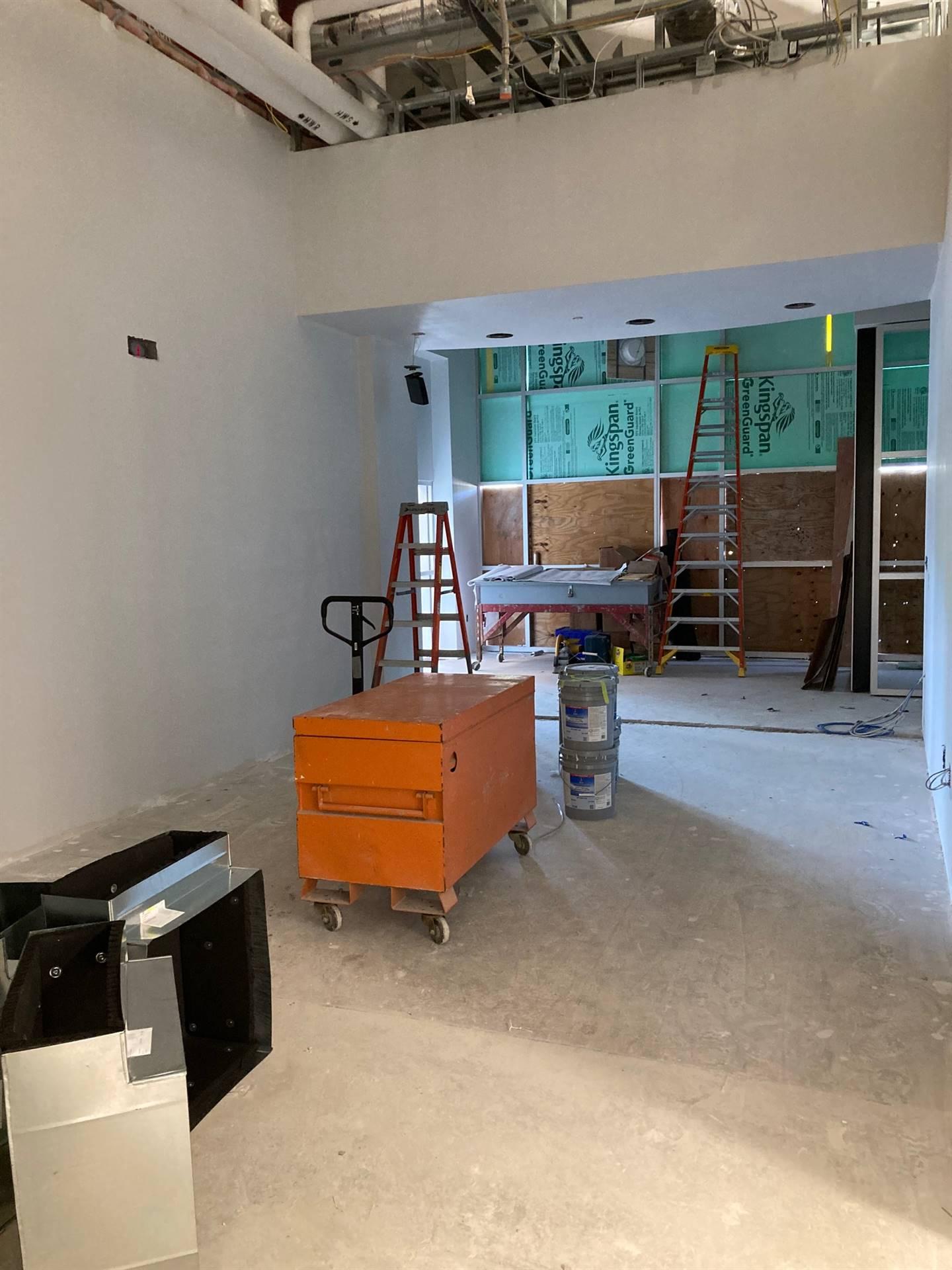 New Main Entry