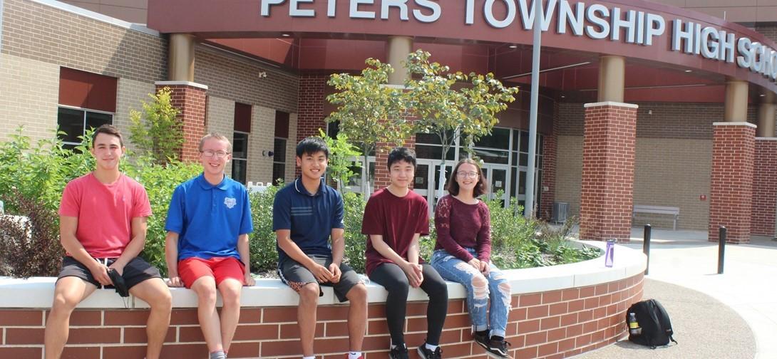 PTHS National Merit Semifinalists