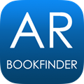 AR Logo - Blue box