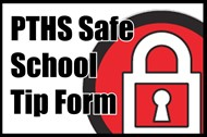 Icon for High School Bully Report with no-bullying symbol