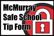 McMurray Bully Report with anti-bullying icon