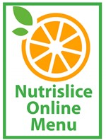 Orange slice, Nutrislice logo