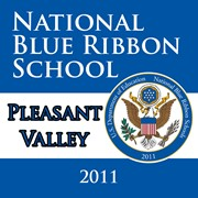 Pleasant Valley National Blue Ribbon School 2011