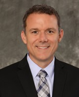 Photo of principal Robert Garvey