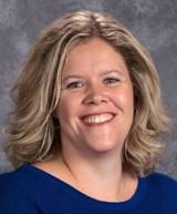 Photo of assistant principal Jennifer Carfano